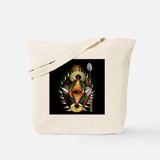 African Adventure Tote Bag