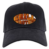 Bbq man Baseball Cap with Patch