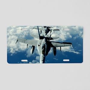 CP-LPST 100709-F-1644L-048  Aluminum License Plate