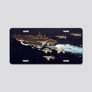 CP-LPST 070907-N-8591H-182  Aluminum License Plate