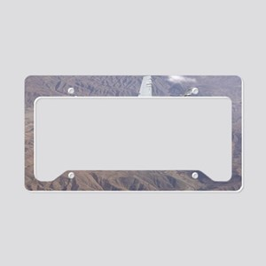 CP-LPST 011026-F-4884R-006 PR License Plate Holder