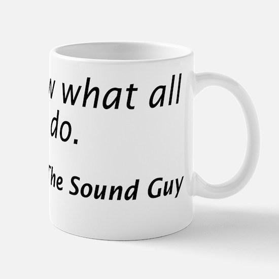 SoundGuy Mug