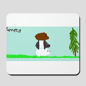 We Bare Bears Seneca Mousepad