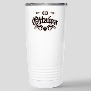 Ottawa 613 Stainless Steel Travel Mug
