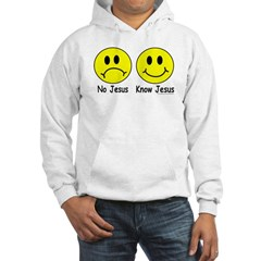NO KNOW Hoodie