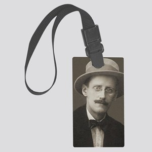 james_joyce Large Luggage Tag