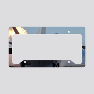 CP-SMPST 090202-N-7981E-138 P License Plate Holder
