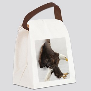 x14 Eaglespace Canvas Lunch Bag