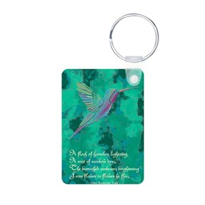 Oil Painting Keychains - CafePress 610595126