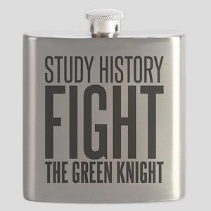 history green knight Flask