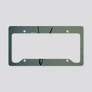 CP-LPST 100708-F-1644L-146-PR License Plate Holder