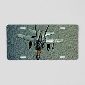 CP-LPST 100708-F-1644L-146- Aluminum License Plate