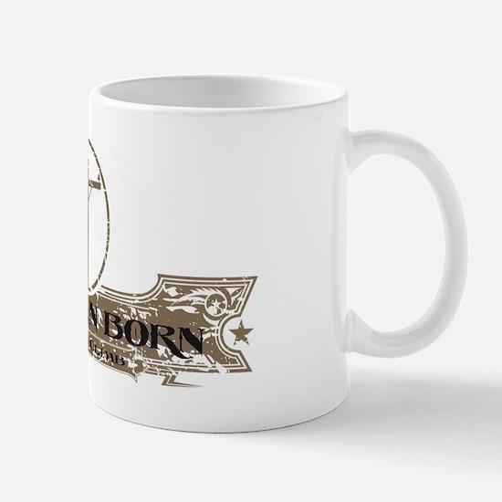 Lineman logo Grunge 2011a Mug