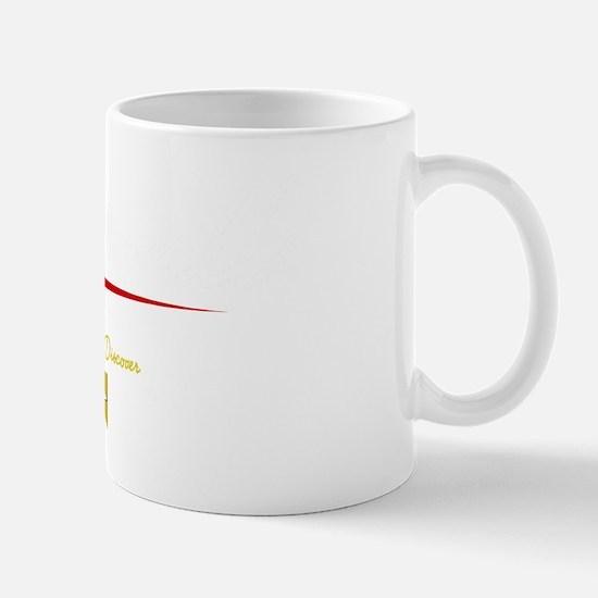 Niagara Falls Script B Mug