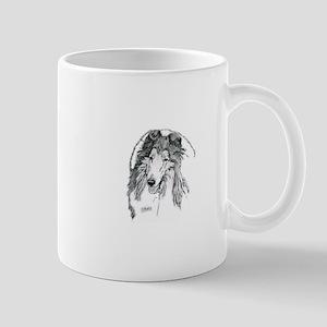 Rough Collie sable Mugs