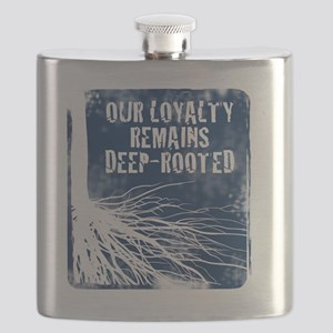 Our loyalty remains deep-rooted Flask