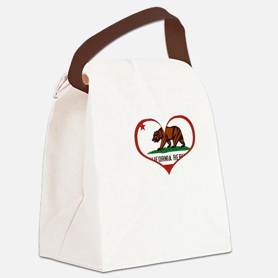 IHCGneg Canvas Lunch Bag