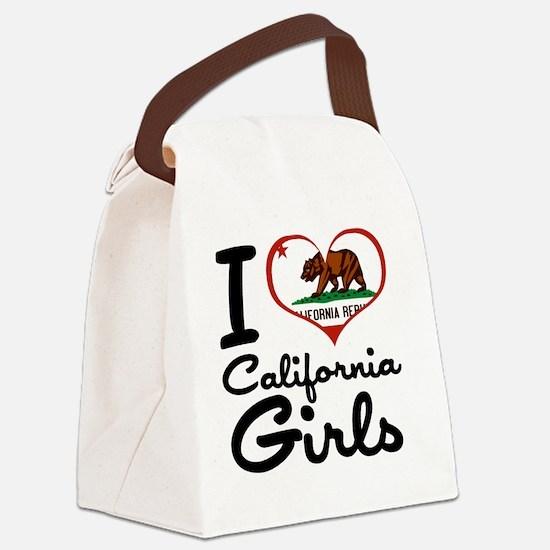 IHCG Canvas Lunch Bag