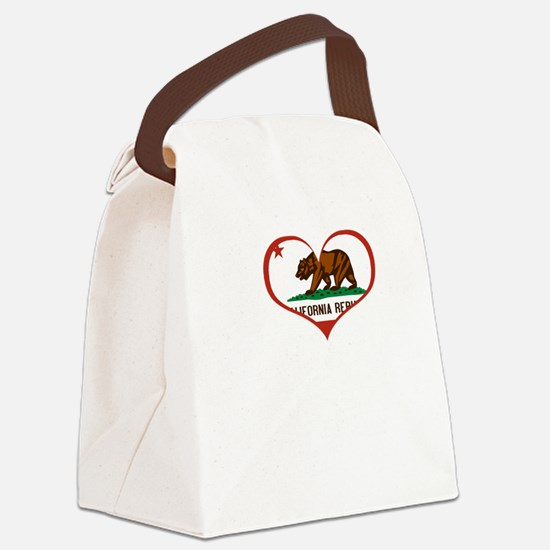 IHCBneg Canvas Lunch Bag