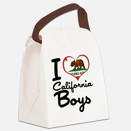 IHCB Canvas Lunch Bag