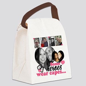 Amber CoeTote 2 Canvas Lunch Bag