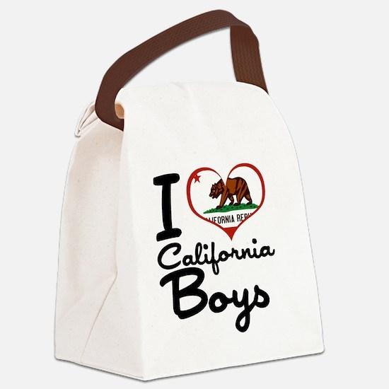 IHCBam Canvas Lunch Bag