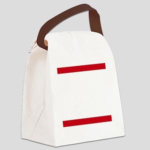 Rep Oak Canvas Lunch Bag