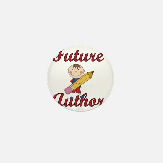 scrapfutureauthor Mini Button