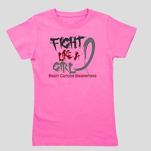 Brain Cancer Girl's Tee