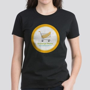 exchange_please_022011 Women's Dark T-Shirt