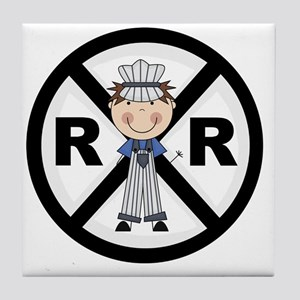 RRBOYCONDUCTOR Tile Coaster