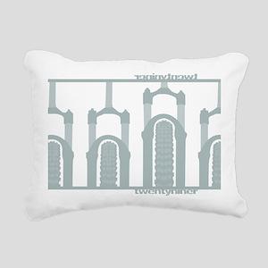 29er Rectangular Canvas Pillow