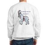 Holy City Lodge # 50 w/Goatriders Sweatshirt