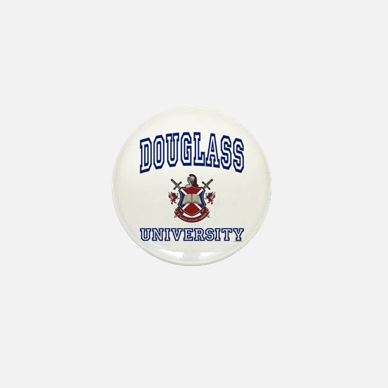 DOUGLASS University Mini Button