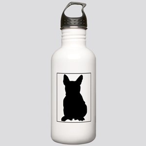 Frenchie Stainless Water Bottle 1.0L