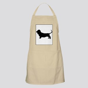 Bassethound Apron