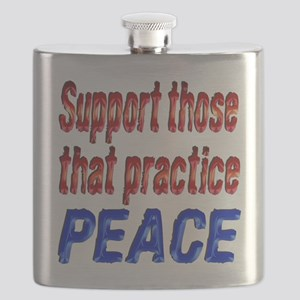 SupportPeace Flask