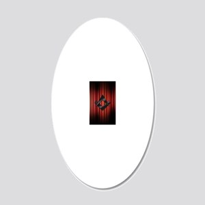 Iphone_Clear_4_Case_6 20x12 Oval Wall Decal