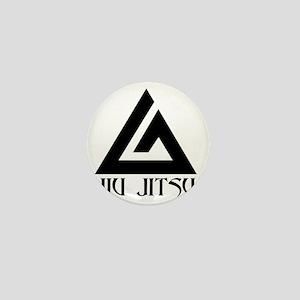 Jiu Jitsu Mini Button