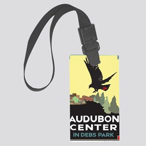 Audubon Large Luggage Tag