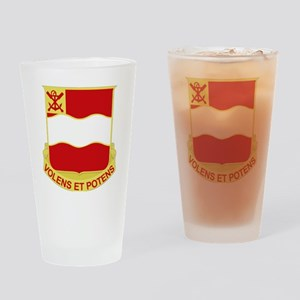 DUI-4TH ENGINEER BATTALION Drinking Glass