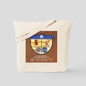 Shield-gussied-9x7.5_mpad Tote Bag