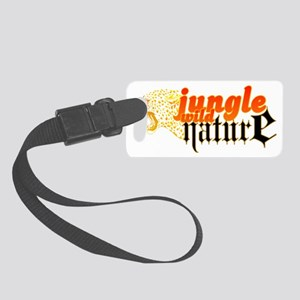 Jungle Wild Small Luggage Tag