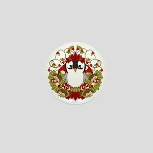 Fallguin Mini Button