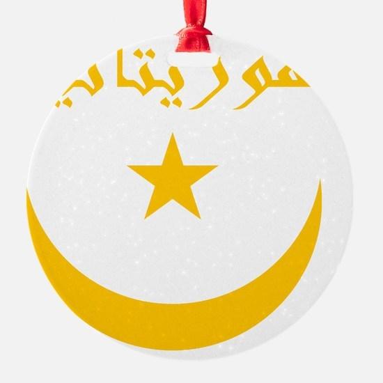 mauritania Ornament