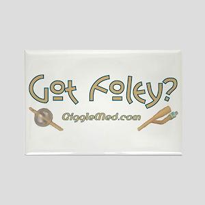 Got Foley? Rectangle Magnet