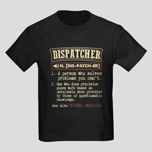 Dispatcher Funny Dictionary Term T-Shirt