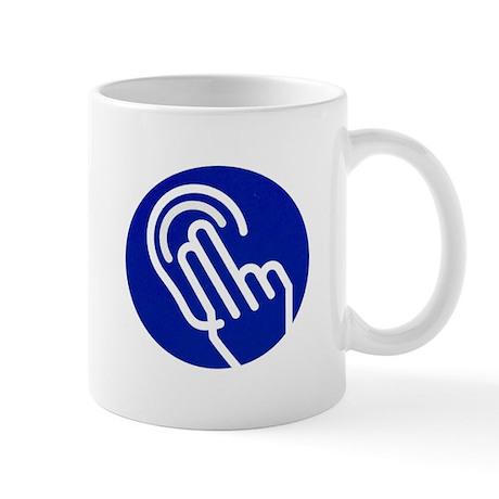 Deaf/HOH Mug