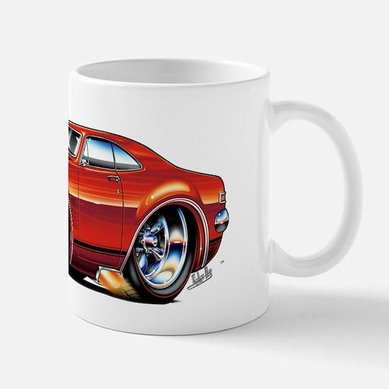 MonaroToonBlownFloat Mug