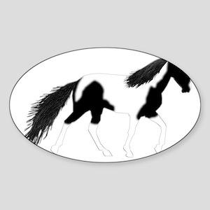 SSHdk Sticker (Oval)